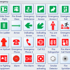 Example Of Fire Exit Diagram 2000 Harley Davidson Fatboy Wiring Evacuation Diagrams, Free Download Software