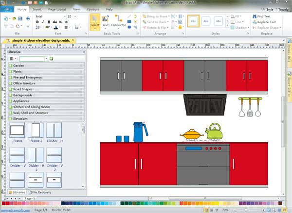 Kitchen Design Layout Tool Mac