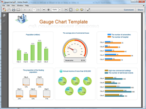 Free Gauge Chart Templates for Word, PowerPoint, PDF