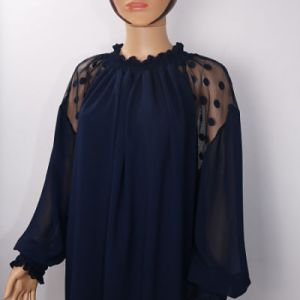 blouse col et epaules dentelle e dressing des copines