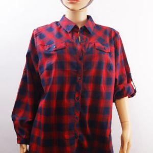 chemise à carreaux e dressing des copines