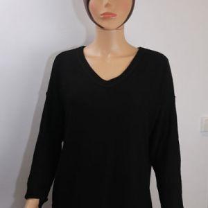 pull simple noir e dressing des copines