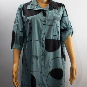 robe tunique motifs géométriques e dressing des copines