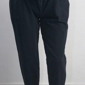 pantalon détente bleu marine e dressing des copines