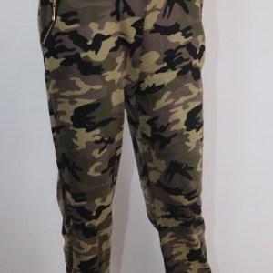 legging camouflage e dressing des copines