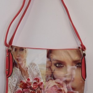sac à main imprimé e dressing des copines