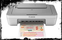 Canon Pixma MG2420 Driver Software Download