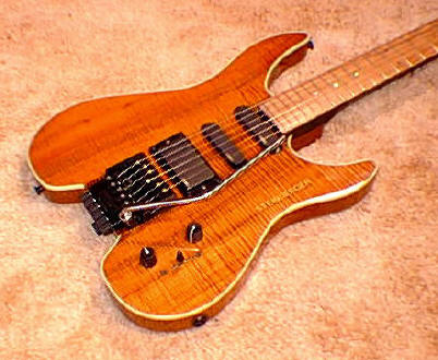 Koa Wood  Ed Roman Guitars