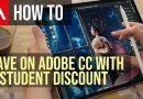 The best way to get the Adobe Artistic Cloud scholar low cost: As much as 65% off