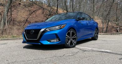 2021 Nissan Sentra review: Not a benchwarmer, not quite a benchmark