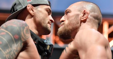 Conor McGregor vs. Dustin Poirier at UFC 264: Start time, how to watch, fight card