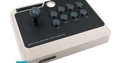 Get The Mayflash F300 Fight Stick For Only $95