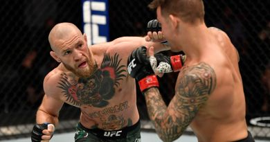 How much money did Conor McGregor and Dustin Poirier make at UFC 264