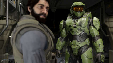 Halo Infinite Campaign Gameplay Footage Coming Monday Morning