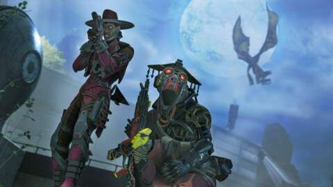 Apex Legends Monsters Within 2021: Skins And Everything To Know About The Halloween Event
