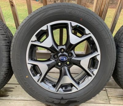 What's Up With Subaru Crosstrek Wheels? - Ed's Car Page