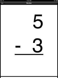 Kindergarten Common Core Math Facts