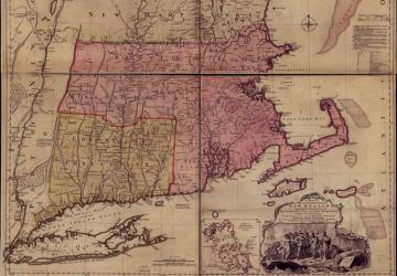 Mapping Colonial New England: Looking at the Landscape of New England NEH Edsitement