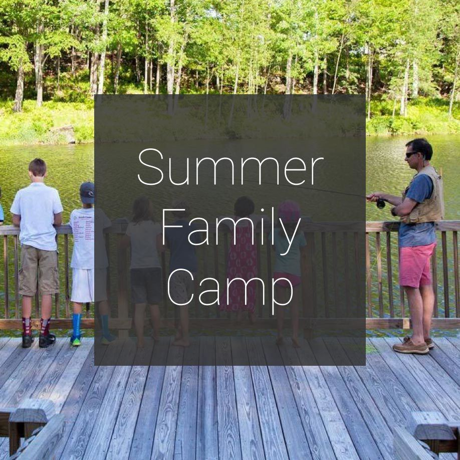 Summer Family Camp at Edson Hill