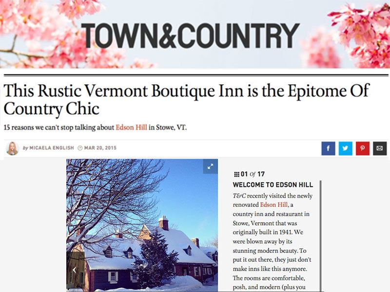 rooms, accommodations, gauthier stacy interiors, edson hill inn stowe, edson hill stowe, edson hill vermont, edson hill manor, edson hill manor stowe