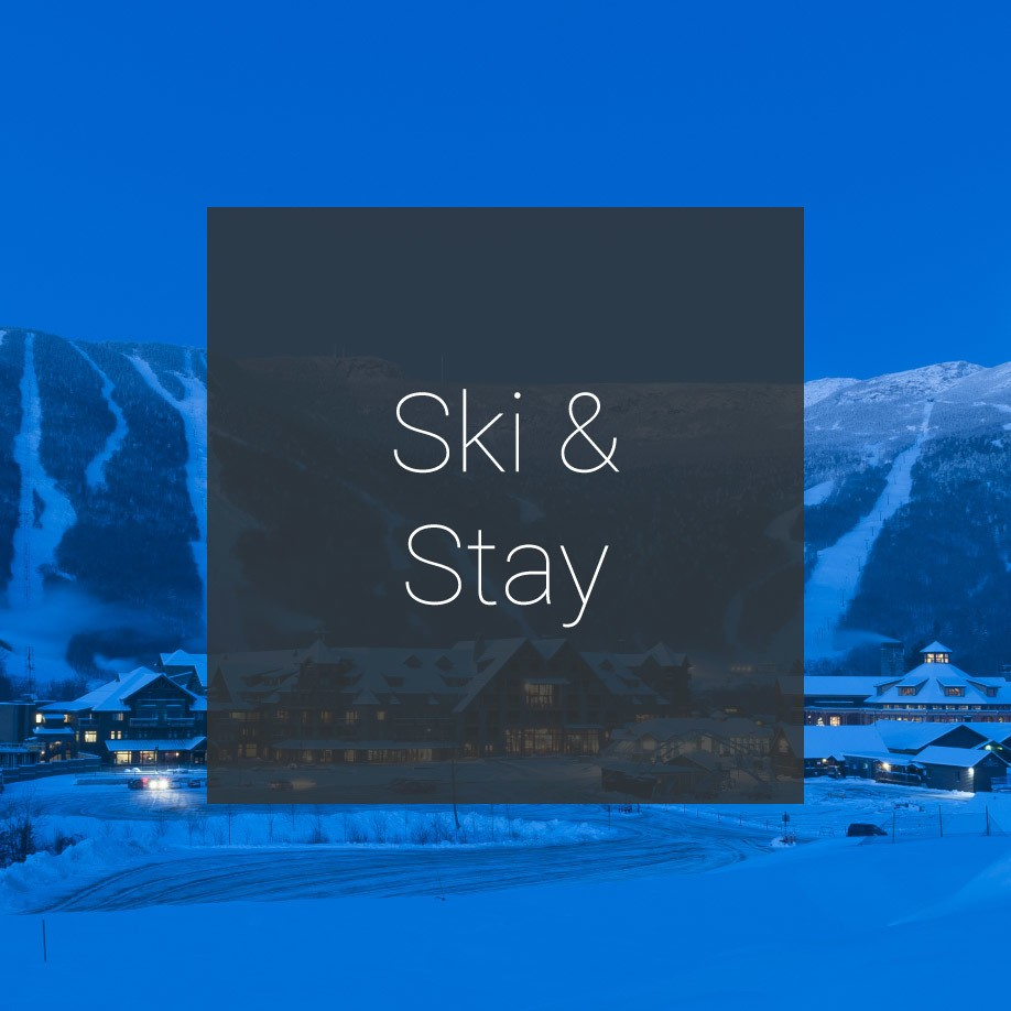 Edson Hill Ski and Stay Promotion