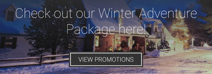 Edson hill Winter Adventure Promotion