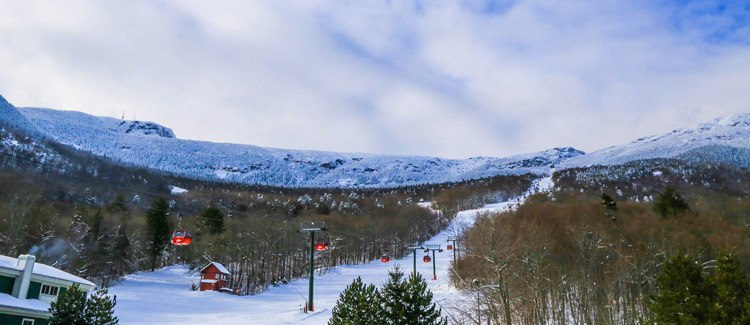 Why Stowe, Vermont for A First-Time Skier/Snowboarder?
