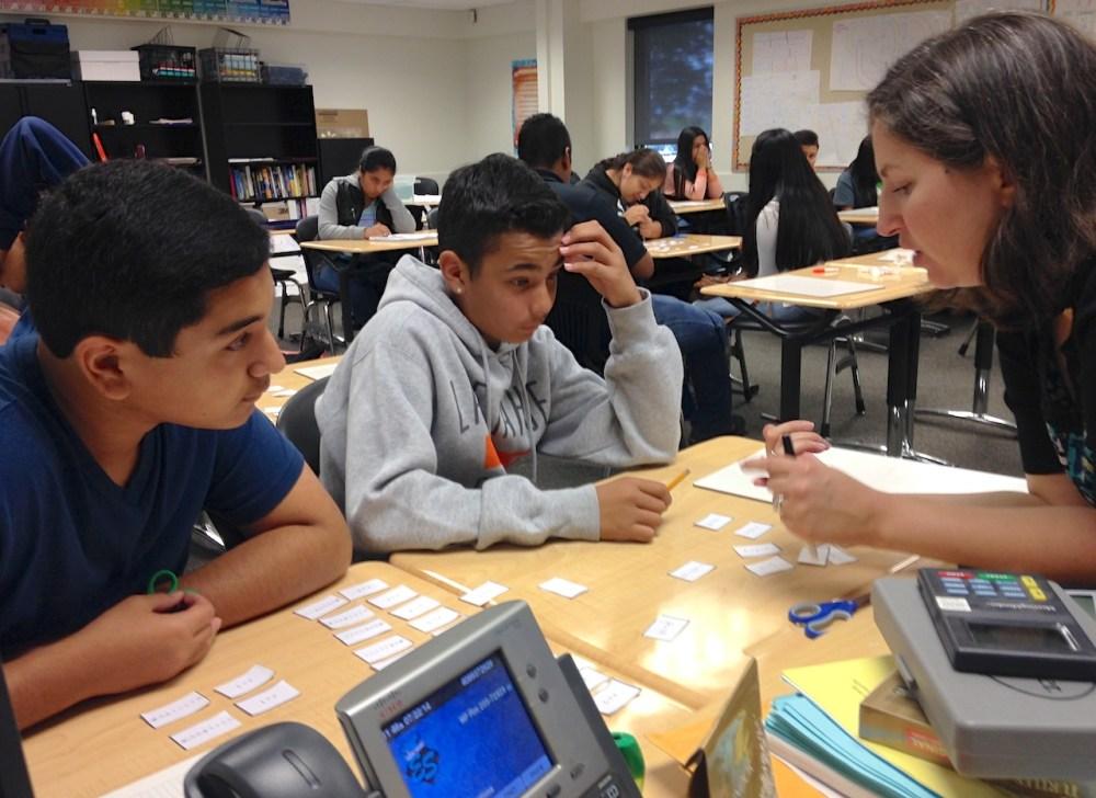 medium resolution of Districts split on high school math choices   EdSource