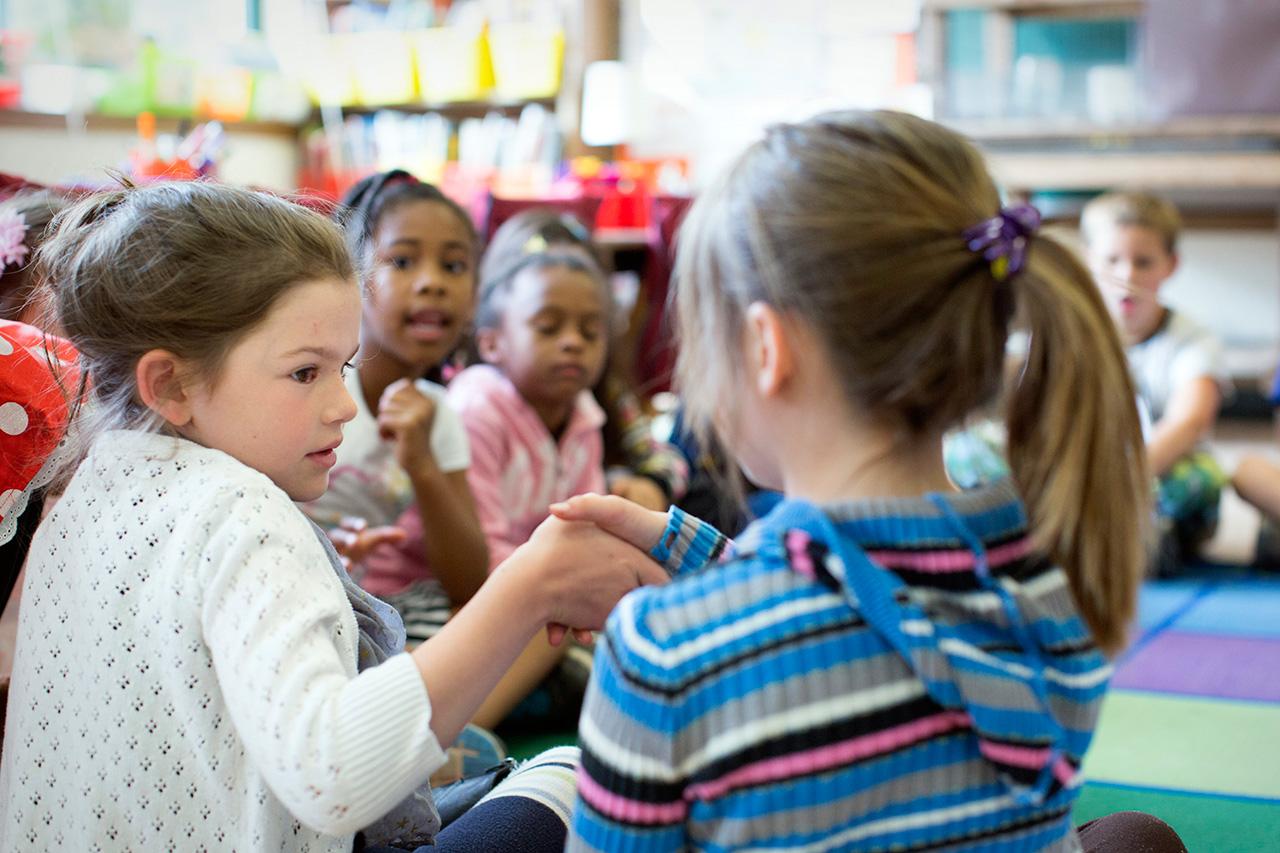 Positive discipline gets boost in district plans  EdSource