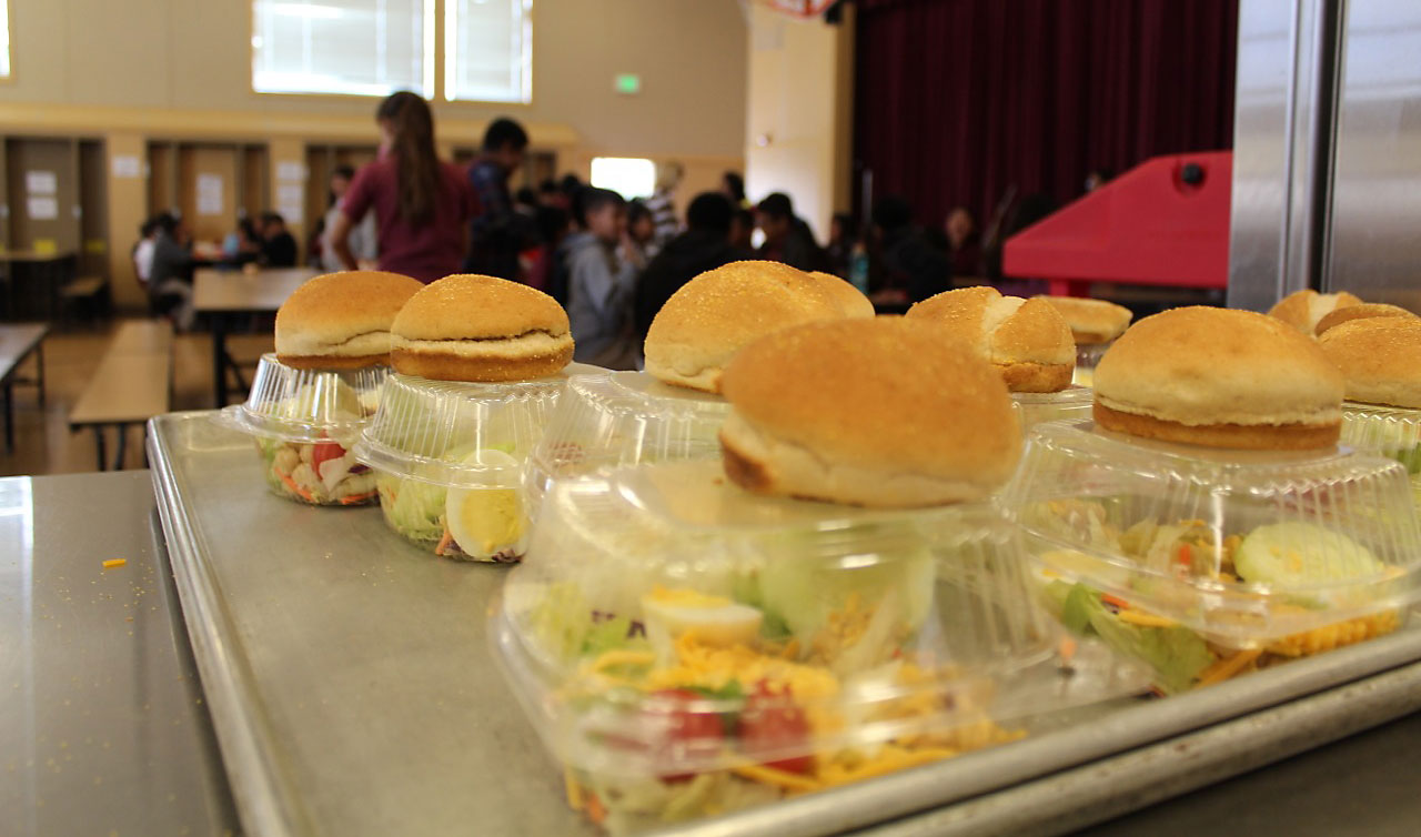 School lunch programs ordered to spend more  EdSource