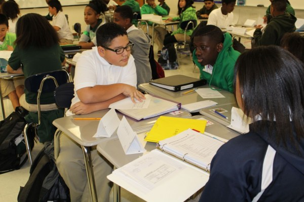 Curriculum Materials Sticking Point In Common Core