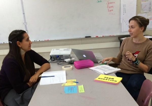 Classroom Coaches Critical Teachers Shift Common