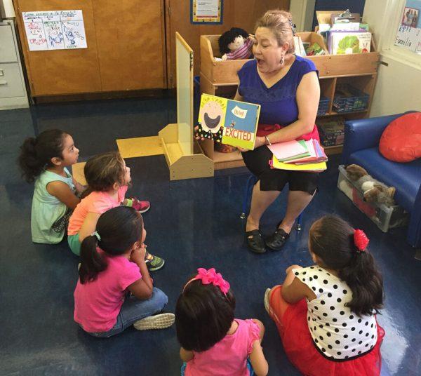 Preschools Play Key Role In Preparing English Learners