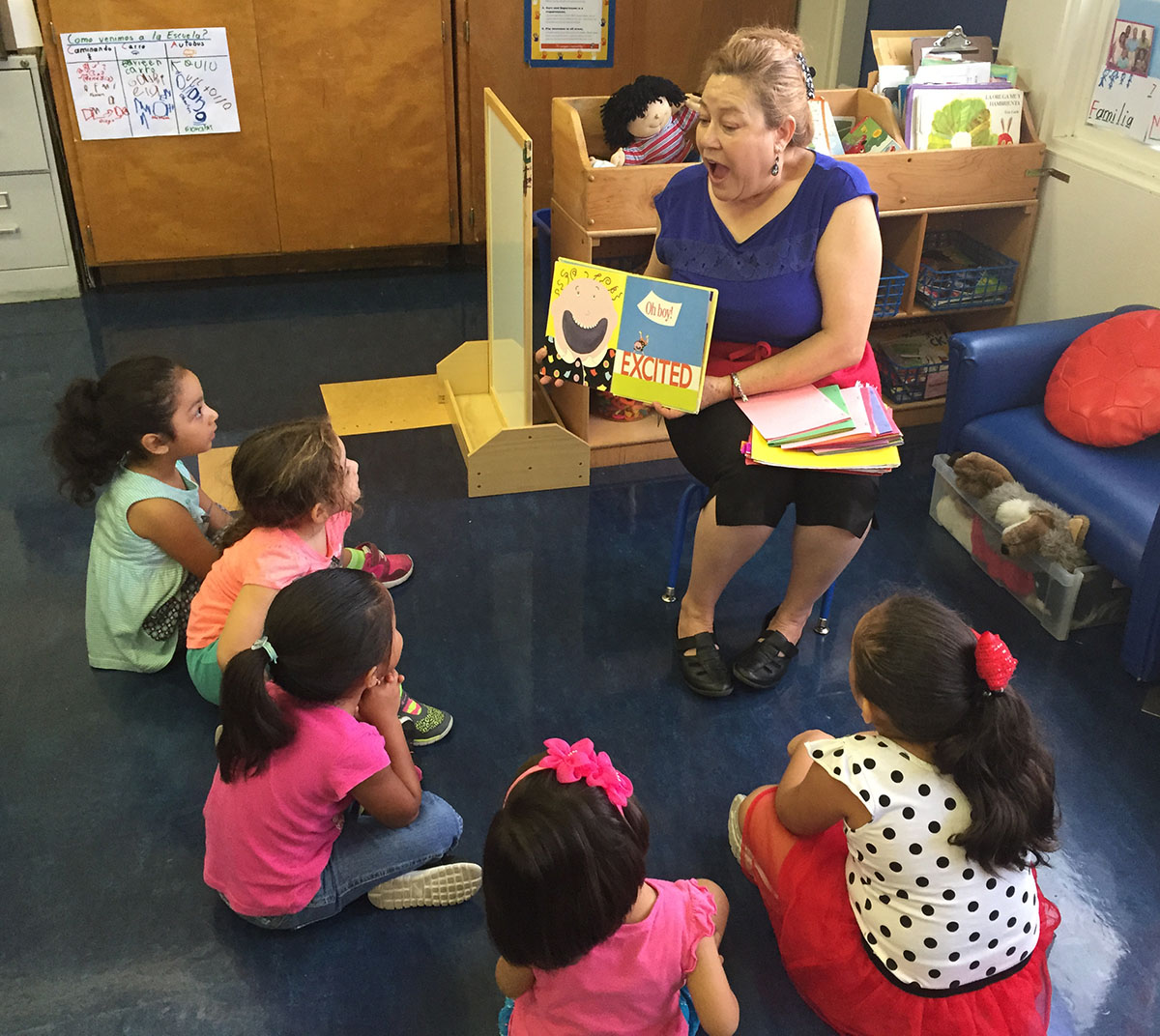 Preschools Play Key Role In Preparing English Learners For