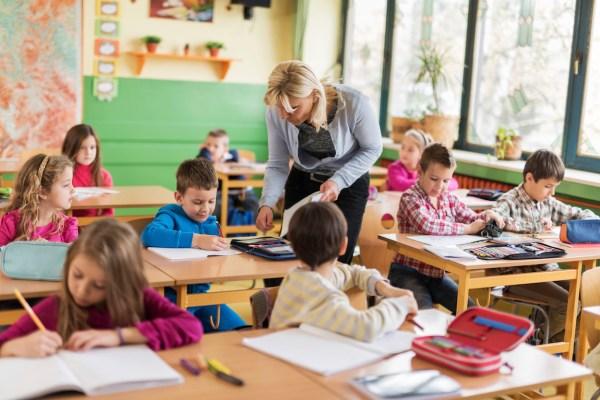 California Teachers Layoff Notices Teacher