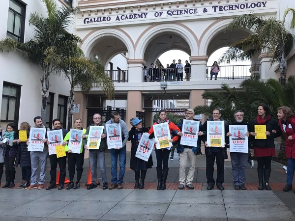 San Francisco Galileo High School