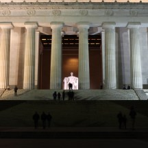 Lincoln Memorial, December 2016