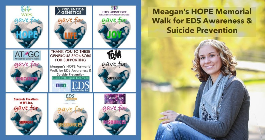 Meagan's Walk Featured Image with Sponsors