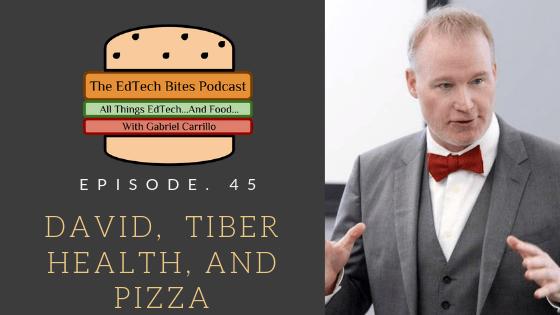 Ep. 45: David, Tiber Health, and Pizza