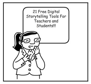 21 Digital Storytelling Resources