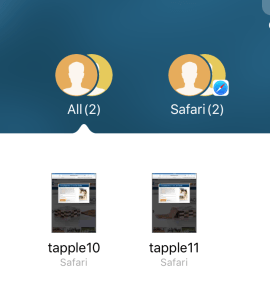Grouping inApple Classroom