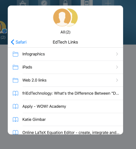 apple classroom navigation feature