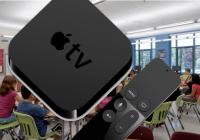 Apple TV Settings for Deployment in Schools