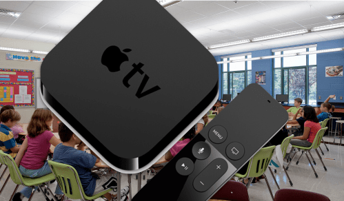 Apple TV Deployment Schools EdTech EdTechChris Chris Miller