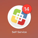 self service icon macOS jamfpro
