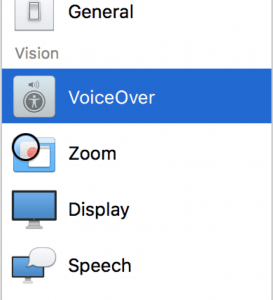 voice over iOS edtech accessibility engineering