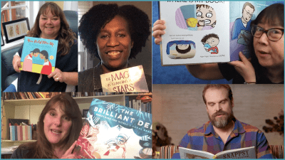 The Big List of Childrens Book Writers Doign Read a Longs