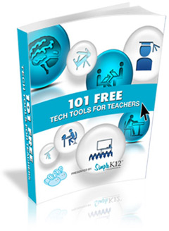 101 Free Tech Tools for Teachers