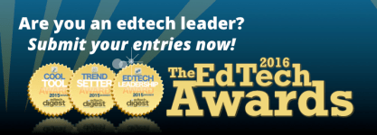 EdTech Awards 2016 leadership