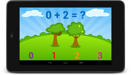 Google Play for Education screen image